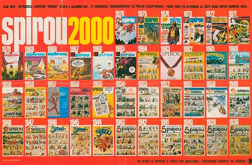 2000 39 couvertures du journal et son historique Collectif 1976