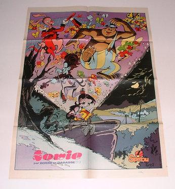 2243   Zowie  Bosse + Buick Special 1651 Jidehem 1981