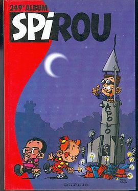 249 Journal de Spirou recueil