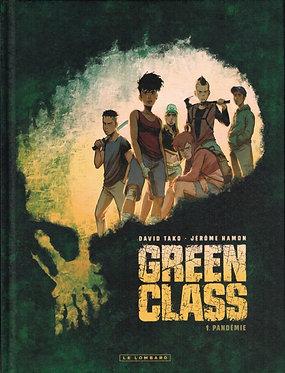 119  Green Class 1 Pandémie