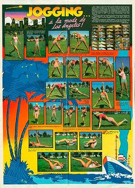 2263  Bon baisers de Californie Jean–Luc Beghin 1981