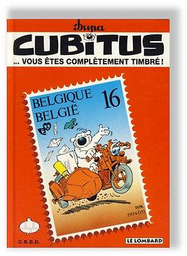 Dupa Cubitus Vous etes completement timbres Signe 1994 Phila BD