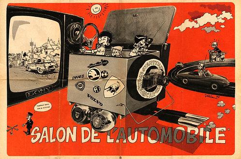 1646   Salon de l'auto 69  Jidéhem 1969