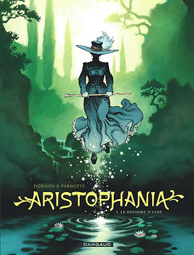 27  Aristophania 1 Royaume d'Azur