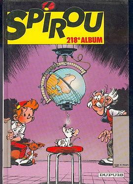 218 Journal de Spirou recueil