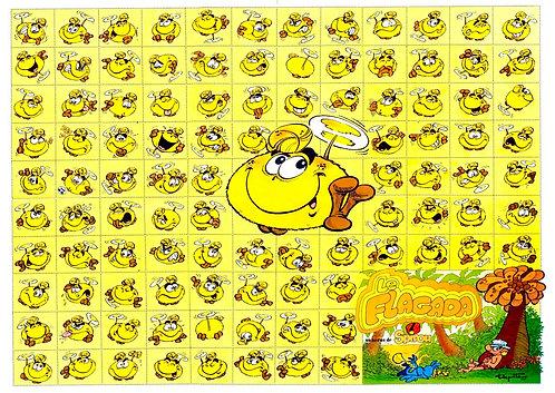 2345 Flagada Degotte + Petites annonces Spirou 1983