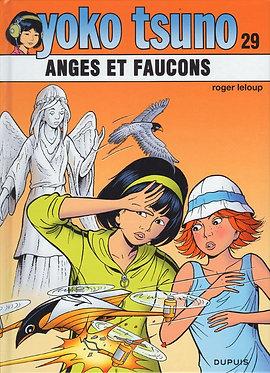 21  Yoko Tsuno 29 Anges et Faucons