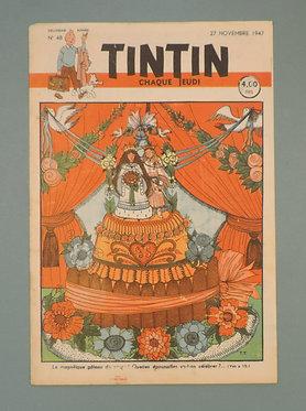Tintin 1947 n° 48