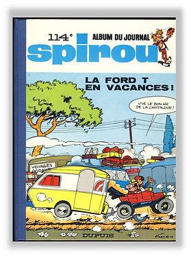 114 Journal de Spirou recueil