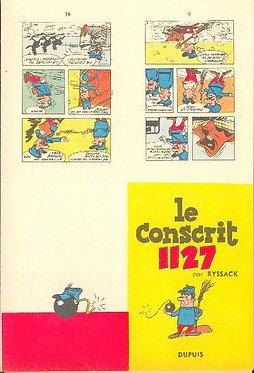 Aa 4Le conscrit 1127Ryssack et Delporte