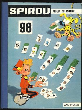 98 Journal de Spirou recueil