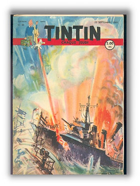 TINTIN 1949 n° 26