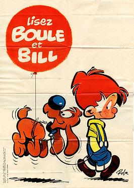 1708 Boule et Bill Roba 1971