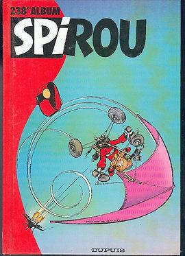 238 Journal de Spirou recueil