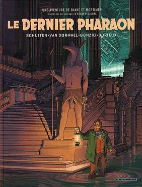 2  Blake & Mortimer 0 Le Dernier Pharaon
