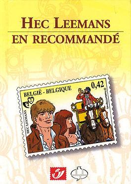 Hec Leemans En Recommandé 2002 Phila BD