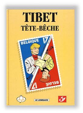 Tibet Ric Hochet Chick Bill Tete Beche 1998 Phila BD