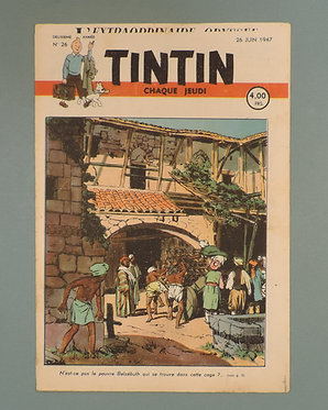 Tintin 1947 n° 26