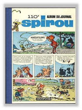 110 Journal de Spirou recueil
