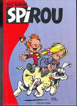 242 Journal de Spirou recueil