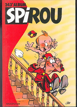 243 Journal de Spirou recueil