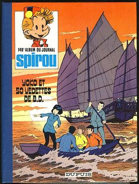 148 Journal de Spirou recueil