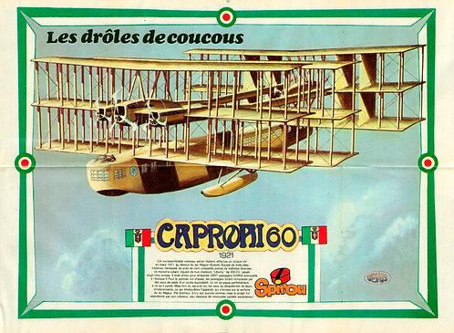 AC 2357 Drôles de coucous  Devos 1983