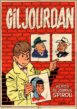 1698 Gil Jourdan  Gos 1970