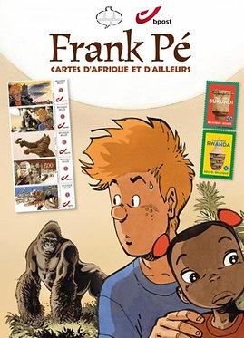 Frank Pe Cartes d'Afrique et d'Ailleurs Normal 2012 Phila BD