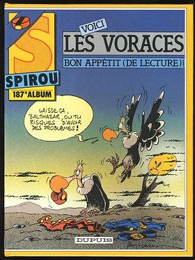 187 Journal de Spirou recueil