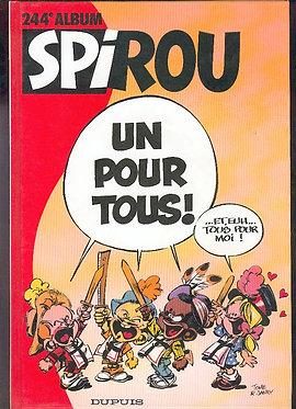 244 Journal de Spirou recueil