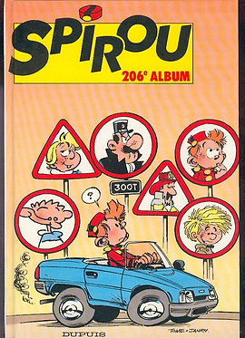 206 Journal de Spirou recueil