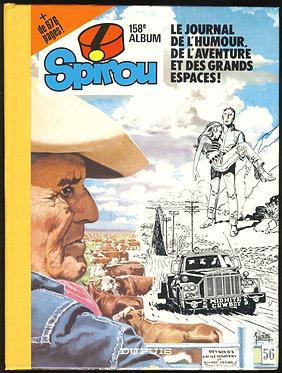158 Journal de Spirou recueil