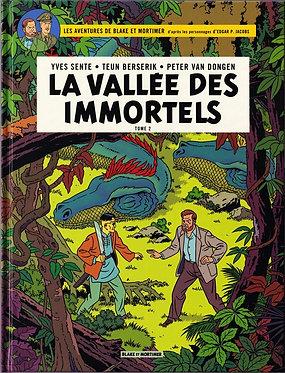 7  Blake & Mortimer 26 La Vallée des Immortels (2ème Partie)