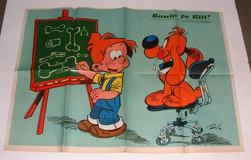 2179 Boule et Bill Roba + Lotus esprit S2 Jidéhem 1980