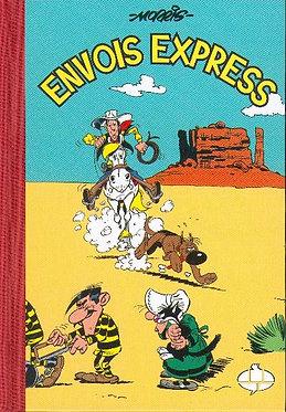 Morris Lucky Luke Envois Express LUXE 2003 Phila BD