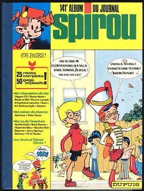141 Journal de Spirou recueil