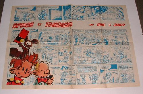 2333 Spirou  Tome Janry + Ecole de la BD  Divers 1982