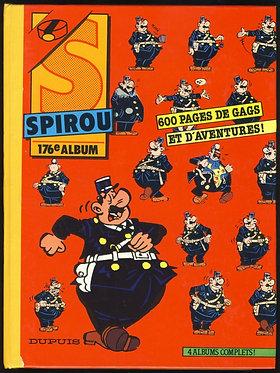 176 Journal de Spirou recueil