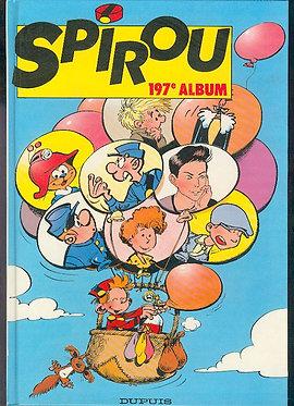 197 Journal de Spirou recueil