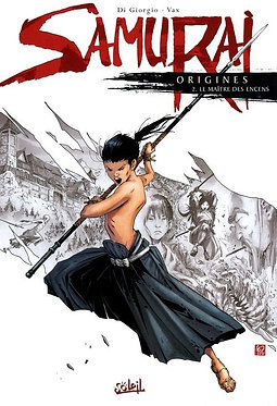 114  Samurai Origines 2 Le Maître des Encens
