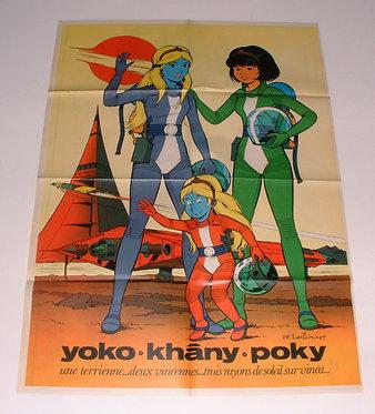 AC 1964   Yoko Tsuno  Leloup 1975
