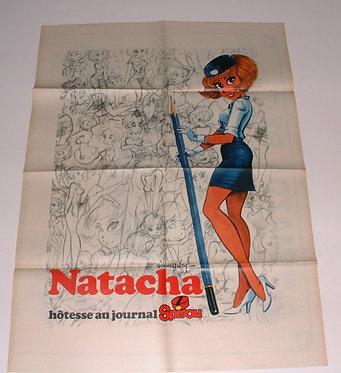 2195 Natacha Walthéry + Mazda RX–7 Jidéhem 1980