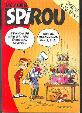 246 Journal de Spirou recueil