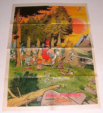 2279 Docteur Poche Wasterlain + Petites annonces Spirou 1981