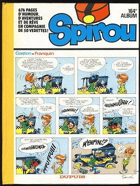 164 Journal de Spirou recueil
