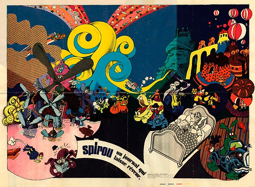 AC 1902   Poster fantastique  ???? 1974