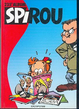 235 Journal de Spirou recueil