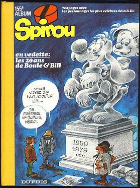 155 Journal de Spirou recueil