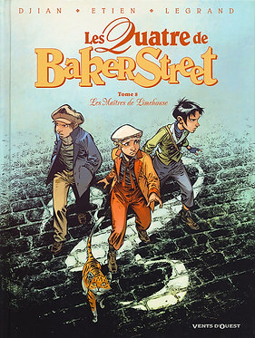 112  Quatre de Baker Street 8 Les Maîtres de Limehouse
